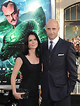 Mark Strong at Warner Bros. Pictures World Premiere of Green Lantern held at Grauman's Chinese Theatre in Hollywood, California on June 15,2011                                                                               © 2011 DVS/Hollywood Press Agency