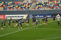 Training der Nationalmannschaft in Düsseldorf - 23.03.2021: Training der Deutschen Nationalmannschaft vor dem WM-Qualifikationsspiel gegen Island, Merkus Spiel Arena Duesseldorf