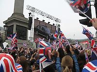 A Royal Frenzy, The Royal Wedding - London