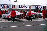 1997 British Touring Car Championship. Team Honda Sport. Honda Accord.