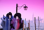 Europe, ITA, Italy, Venetien , Venice, Carnival, Typical fancy dress, Mask....[ For each utilisation of my images my General Terms and Conditions are mandatory. Usage only against use message and proof. Download of my General Terms and Conditions under http://www.image-box.com or ask for sending. A clearance before usage is necessary...Material is subject to royalties. Each utilisation of my images is subject to a fee in accordance to the present valid MFM-List...Contact | archive@image-box.com | www.image-box.com ]