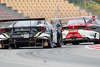 #8 IRON LYNX (ITA) FERRARI 488 GT3 RINO MASTRONARDI (ITA) PAOLO RUBERTI (ITA)