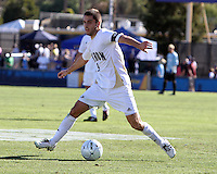 Michael Nanchoff #9 of the University of Akron during the 2010 College Cup final against the University of Louisville at Harder Stadium, on December 12 2010, in Santa Barbara, California.Akron champions, 1-0.