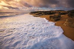 A new day begins on Florida's Atlantic coast.