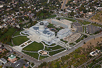 aerial photograph State Capitol, Salt Lake City, Utah