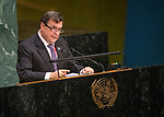 GA 72<br /> High-level meeting of the General Assembly on the appraisal of the United Nations Global Plan of Action to Combat Trafficking in Persons<br /> 25th plenary meeting<br /> <br /> CHILE