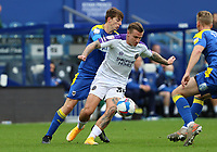 Jason Cummings of Shrewsbury Town during AFC Wimbledon vs Shrewsbury Town, Sky Bet EFL League 1 Football at The Kiyan Prince Foundation Stadium on 17th October 2020