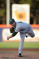 March 27, 2010: Sam Spangler of Hawaii during game against Cal. St. Fullerton at Goodwin Field in Fullerton,CA.  Photo by Larry Goren/Four Seam Images