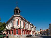 alte Apotheke, Vrsac, Vojvodina, Serbien, Europa<br /> Old Pharmacy, Vrsac, Vojvodina, Serbia, Europe