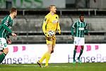 13.01.2021, xtgx, Fussball 3. Liga, VfB Luebeck - SV Waldhof Mannheim emspor, v.l. Lukas Raeder (Luebeck, 32) <br /> <br /> (DFL/DFB REGULATIONS PROHIBIT ANY USE OF PHOTOGRAPHS as IMAGE SEQUENCES and/or QUASI-VIDEO)<br /> <br /> Foto © PIX-Sportfotos *** Foto ist honorarpflichtig! *** Auf Anfrage in hoeherer Qualitaet/Aufloesung. Belegexemplar erbeten. Veroeffentlichung ausschliesslich fuer journalistisch-publizistische Zwecke. For editorial use only.