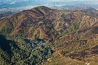 Pocket Fire, Sonoma County, California, northern California wildfires, 2017