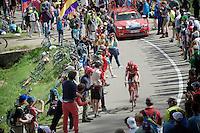 Pavel Kochetkov (RUS/Katusha)<br /> <br /> stage 15 (iTT): Castelrotto-Alpe di Siusi 10.8km<br /> 99th Giro d'Italia 2016