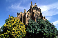 St Marys Cathedral in Sydney Australia