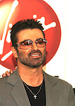 "George Michael makes an In-Store Appearance for New CD ""Patience"" at the Virgin Megastore in Hollywood, May 21st 2004."