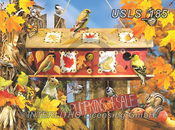 Lori, LANDSCAPES, LANDSCHAFTEN, PAISAJES, paintings+++++Fall_4_12in_72,USLS185,#l#, EVERYDAY ,puzzle,puzzles