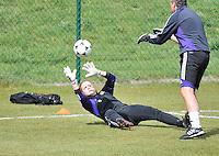 RSC Anderlecht Dames - ADO Den Haag : Diede Lemey.foto DAVID CATRY / Nikonpro.be