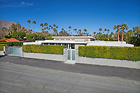 Palm Spings mid-century style modern home