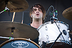 Sick Puppies playing Pointfest, May 2013 at Verizon Wireless Amphitheater, St. Louis MO.