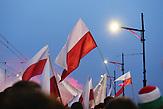 Demonstration rechter Kräfte am Unabhängigskeitstag in Warschau, 11.11.2014.