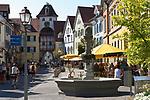 DEU, Deutschland, Baden-Wuerttemberg, Meersburg am Bodensee: Altstadt mit Unterstadttor | DEU, Germany, Baden-Wuerttemberg, Meersburg at Lake Constance: old town with lower town gate
