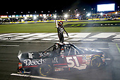 NASCAR Camping World Truck Series<br /> North Carolina Education Lottery 200<br /> Charlotte Motor Speedway, Concord, NC USA<br /> Friday 19 May 2017<br /> Kyle Busch, Cessna Toyota Tundra<br /> World Copyright: Matthew T. Thacker<br /> LAT Images<br /> ref: Digital Image 17CLT1mt1238