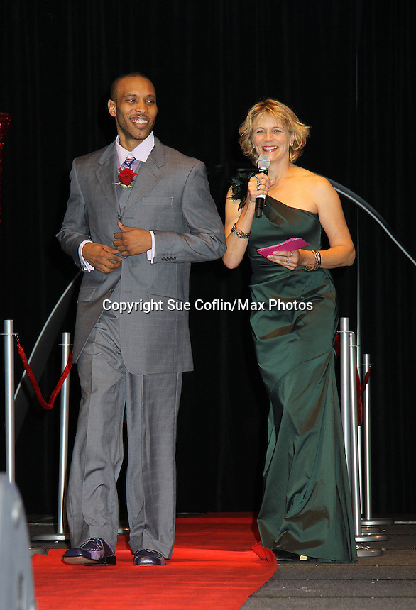 Guiding Light Sean McDermott sings at the Mr. Romance Competition at Romantic Times Booklovers Annual Convention 2011 - The Book Industry Event of the Year - April 9, 2011 at the Westin Bonaventure, Los Angeles, California for readers, authors, booksellers, publishers, editors, agents and tomorrow's novelists - the aspiring writers. (Photo by Sue Coflin/Max Photos)