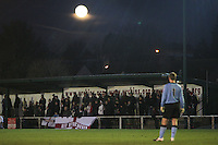 General view as the moon rises over The Stadium - AFC Hornchurch vs Farnborough - FA Challenge Trophy1st Round Football at The Stadium - 10/12/11 - MANDATORY CREDIT: Gavin Ellis/TGSPHOTO - Self billing applies where appropriate - 0845 094 6026 - contact@tgsphoto.co.uk - NO UNPAID USE.