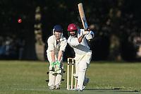 Victoria Park Juniors CC vs Tower Cavaliers CC - Victoria Park Community Cricket League - 01/07/09 - MANDATORY CREDIT: Gavin Ellis/TGSPHOTO - Self billing applies where appropriate - 0845 094 6026 - contact@tgsphoto.co.uk - NO UNPAID USE.