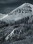 Waterfall, Yankee Boy Basin, Colorado