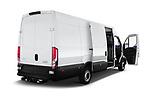 Car images of 2021 Iveco Daily - 4 Door Cargo Van Doors