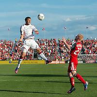Toronto FC vs New England Revolution, June 23, 2012 1