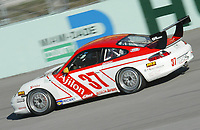 #37 Porsche, third place GT class in  the Grand Prix od Miami at Homestead-Miami Speedway on Saturday, March 5, 2005.(Grand American Road Racing Photo by Brian Cleary)
