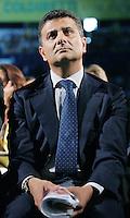 Il Presidente della Regione Basilicata Vito De Filippo.Coldiretti - Assemblea Nazionale 2010..Roma, 2 Luglio 2010..Photo Serena Cremaschi Insidefoto