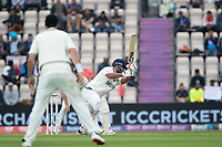 Rishabh Pant, India with a thick edge is caught at slip during India vs New Zealand, ICC World Test Championship Final Cricket at The Hampshire Bowl on 20th June 2021