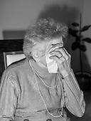 Nabroz 16.10.2019 Poland<br /> Rozalia Wielosz - survivor of the Wolyn massacre in Teresin in 1943<br /> Photo: Adam Lach