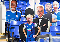 Boris Johnson is a Tractor Boy? during Ipswich Town vs Wigan Athletic, Sky Bet EFL League 1 Football at Portman Road on 13th September 2020