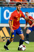 Marco Asensio of Spain during the friendly match between Spain and Colombia at Nueva Condomina Stadium in Murcia, jun 07, 2017. Spain. (ALTERPHOTOS/Rodrigo Jimenez) (NortePhoto.com) (NortePhoto.com)
