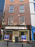 Sean Freemans old Shop