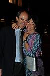 MARINA LETTA CON IL MARITO STEFANO OTTAVIANI<br /> SERATA IN ONORE DI PAOLA SANTARELLI  CAVALIERE DEL LAVORO<br /> HOTEL MAJESTIC ROMA 2010