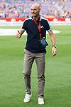 Deportivo Alaves's forward Gaizka Toquero before Copa del Rey (King's Cup) Final between Deportivo Alaves and FC Barcelona at Vicente Calderon Stadium in Madrid, May 27, 2017. Spain.<br /> (ALTERPHOTOS/BorjaB.Hojas)