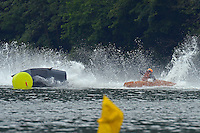 Frame 6: 4-Z and 53-M come together in turn 1.  (Outboard Runabout)