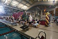 2011 Men's Big Ten Swimming & Diving Thursday Finals (NW)