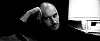 The noted comic book author Grant Morrison. Morrison has revived many titles including Batman, Superman, New X-Men and Fantastic Four.
