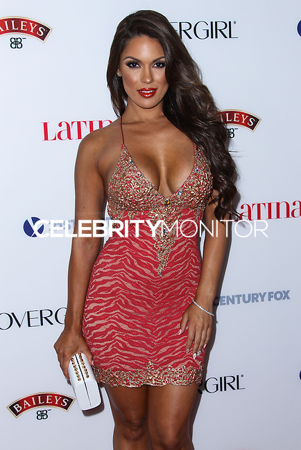 """HOLLYWOOD, CA - OCTOBER 03: Latina Magazine's """"Hollywood Hot List"""" Party held at The Redbury Hotel on October 3, 2013 in Hollywood, California. (Photo by Xavier Collin/Celebrity Monitor)"""