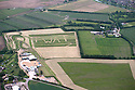 02/07/16 <br /> <br /> Mystery surrounds a field where giant letters have been mown into the grass that spell the TWAT and include an arrow pointing towards a neighbouring property between Pinchbeck and Spalding, Lincolnshire.<br /> <br /> All Rights Reserved F Stop Press Ltd +44 (0)1335 418365