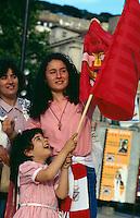 Portugal, Fans von Benfica Lissabon