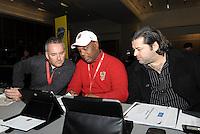 Atlanta Beat draft team... The WPS draft 2012 was held at the Kansas City Convention Center, Kansas City, MO.
