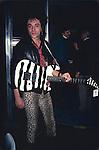 Earl Slick, NAMM Convention 1986
