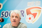 Kevin Keegan, former English football player, attends the press conference for the HKFC Citi Soccer Sevens Hong Kong 2017 at the Hong Kong Football Club on 07 February 2017 in Hong Kong, China. Photo by Victor Fraile / Power Sport Images