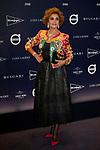 "Naty Abascal attends to  ""TELVA Tributo. Una cronica de moda. Coleccion Naty Abascal"" at Royal Academy of Fine Arts of San Fernando in Madrid, Spain. October 09, 2018. (ALTERPHOTOS/A. Perez Meca)"